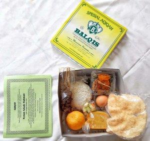 foto paket aqiqah personal plus