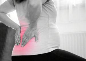 penyebab dan cara menghilangkan nyeri punggung saat hamil